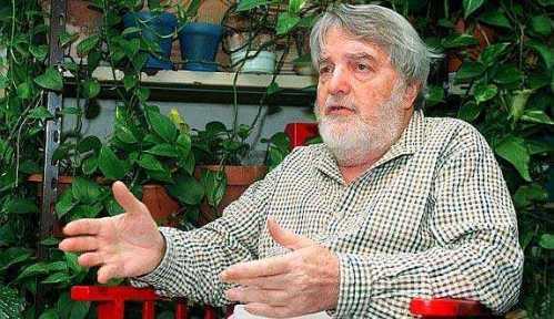 """Osvaldo Bayer: """"Quería escribir para el pueblo"""""""